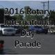 2016 Rotary International Day Parade