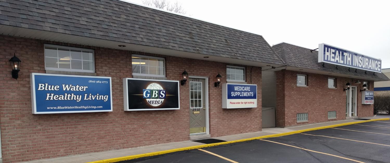 GBS Media Building